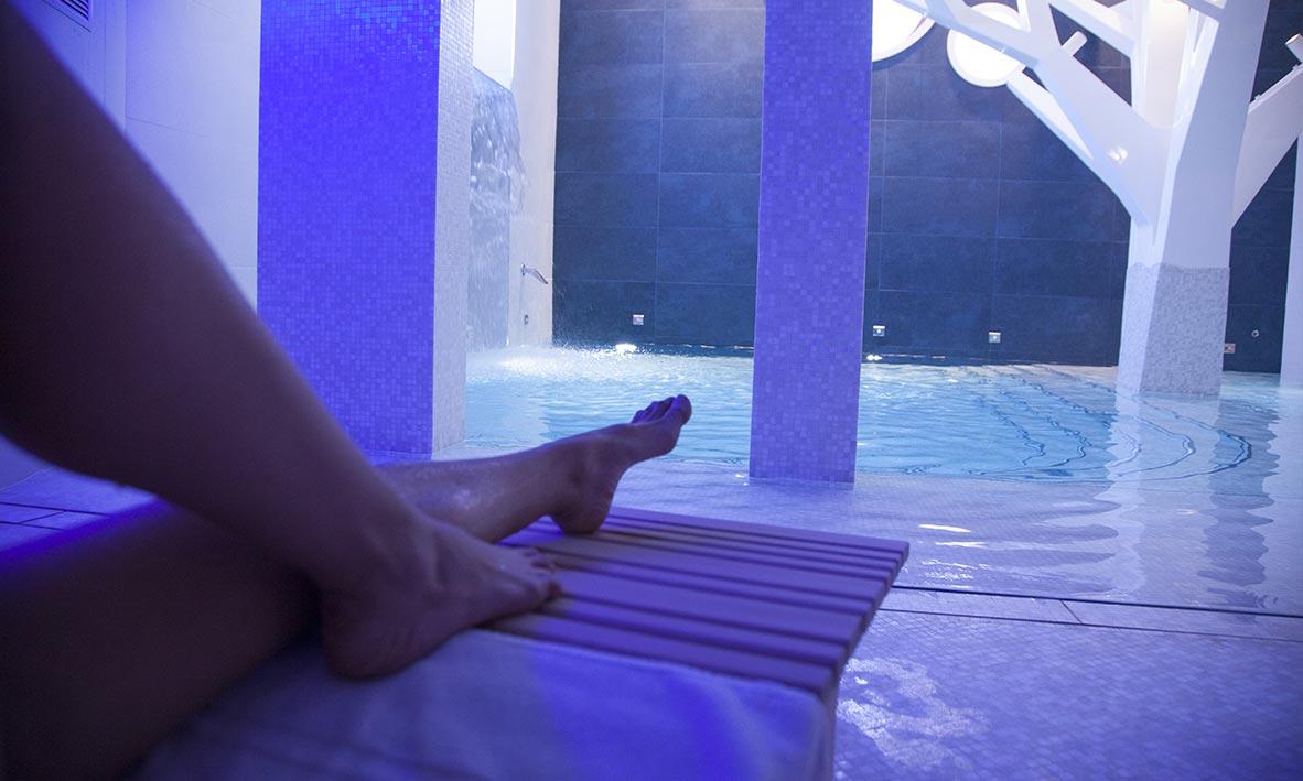 Relax-piscina